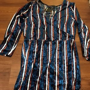 NWT Forever 21 striped dress